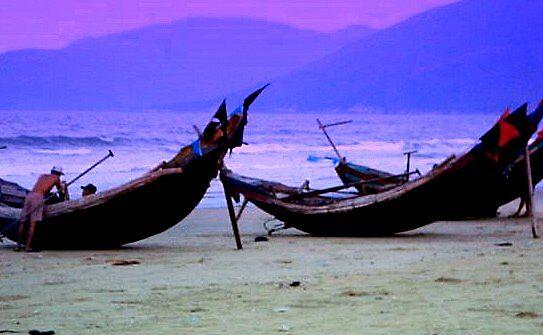 Fishing For Purple by Katewah