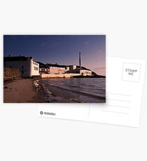 Islay: Bowmore Distillery Postcards