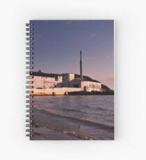 Islay: Bowmore Distillery Spiral Notebook