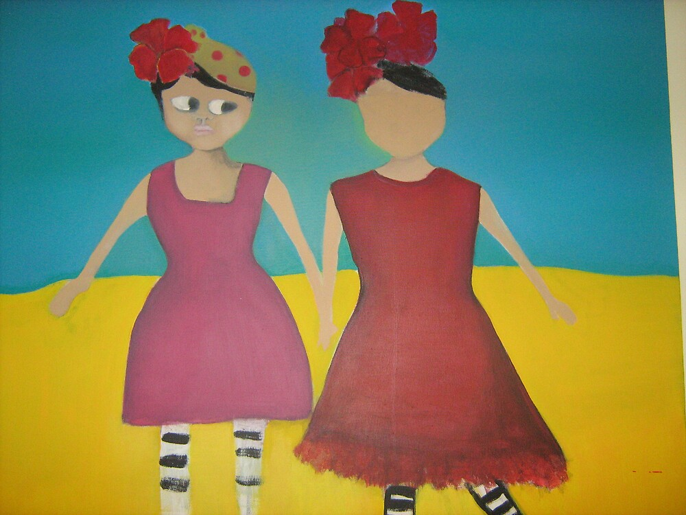 two sisters by Tammy Stowe