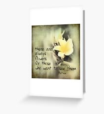 Insirational Matisse Quote Greeting Card