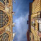 Troyes Skyline by Victor Pugatschew