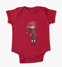 Pink haired girl Kids Clothes