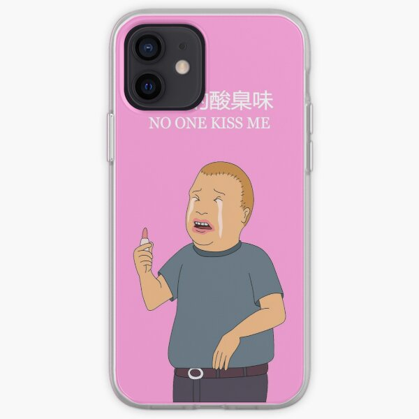 Bobby Hill - No One Kiss Me iPhone Soft Case