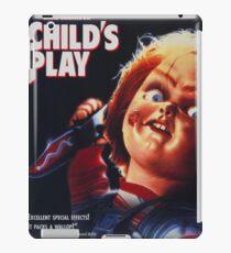 Chucky - Childs Play iPad Case/Skin