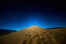 Stargazer - Death Valley by Michael Treloar