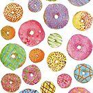 Doughnut Pattern by 4ogo Design