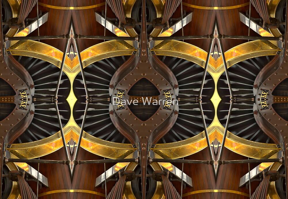 Iron Duke Collaboration by Dave Warren
