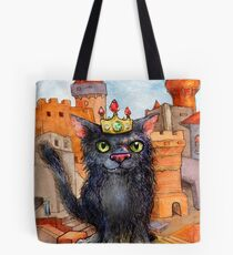 Boris the Usurper. Tote Bag