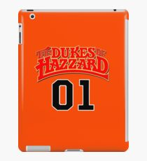 The Dukes of Hazzard - 01 General Lee iPad Case/Skin