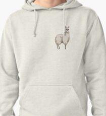 Llama Pullover Hoodie