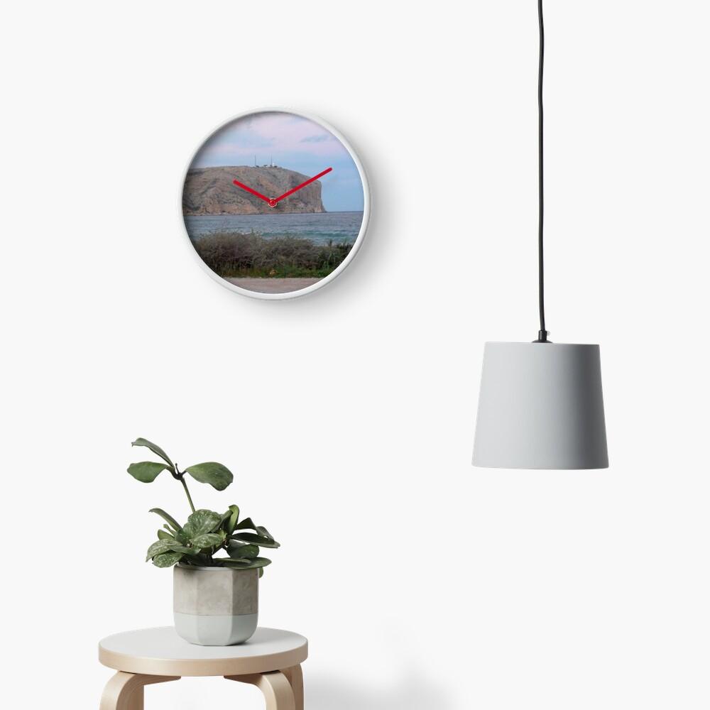 Javea Xabia Spain Clock