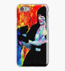 """Tough Lady"" iPhone Case/Skin"