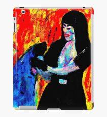 """Tough Lady"" iPad Case/Skin"