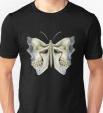 Skull butterfly Unisex T-Shirt