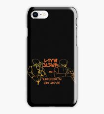 Live Music at Jabba's Palace! iPhone Case/Skin