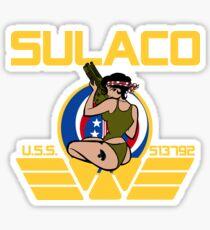 Sulaco Sticker