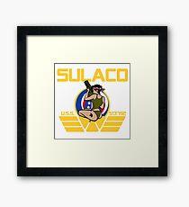 Sulaco Framed Print