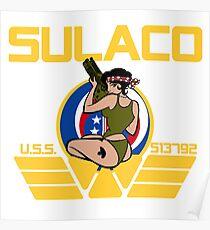 Sulaco Poster