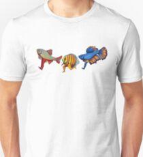 Running fish T-Shirt