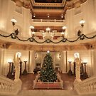 Christmas in the Rotunda by Shelley Neff