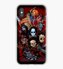 Horror guys iPhone Case