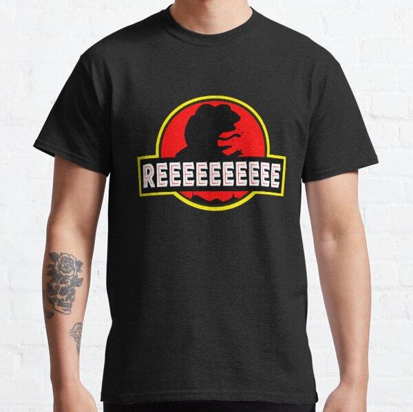 Pepe jurásico Camiseta clásica