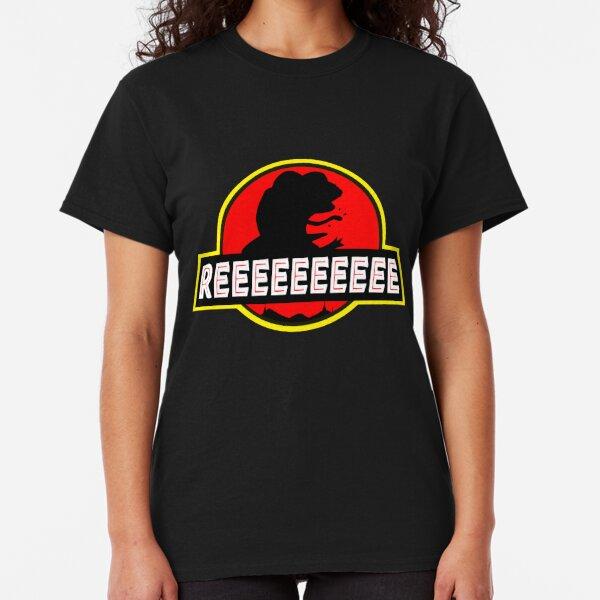 Jurassic Pepe Classic T-Shirt