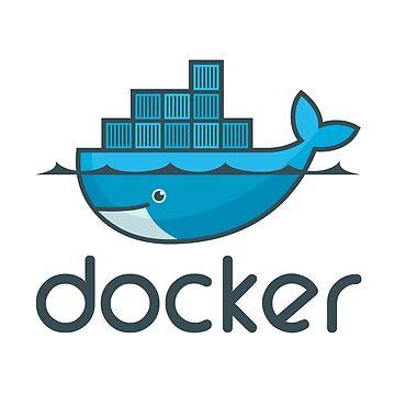 Docker Logo - Docker Moby by joemacmillan38