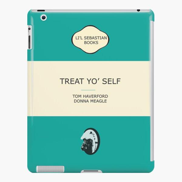 Treat yo' self  iPad Snap Case