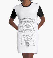hell Graphic T-Shirt Dress