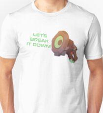 Lets Break It Down! - Overwatch Unisex T-Shirt