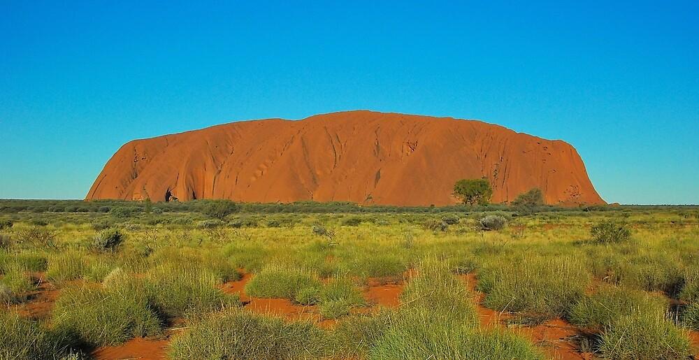 Uluru by Day by Penny Smith