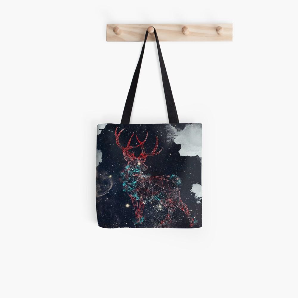Himmlische Hirsche Tote Bag