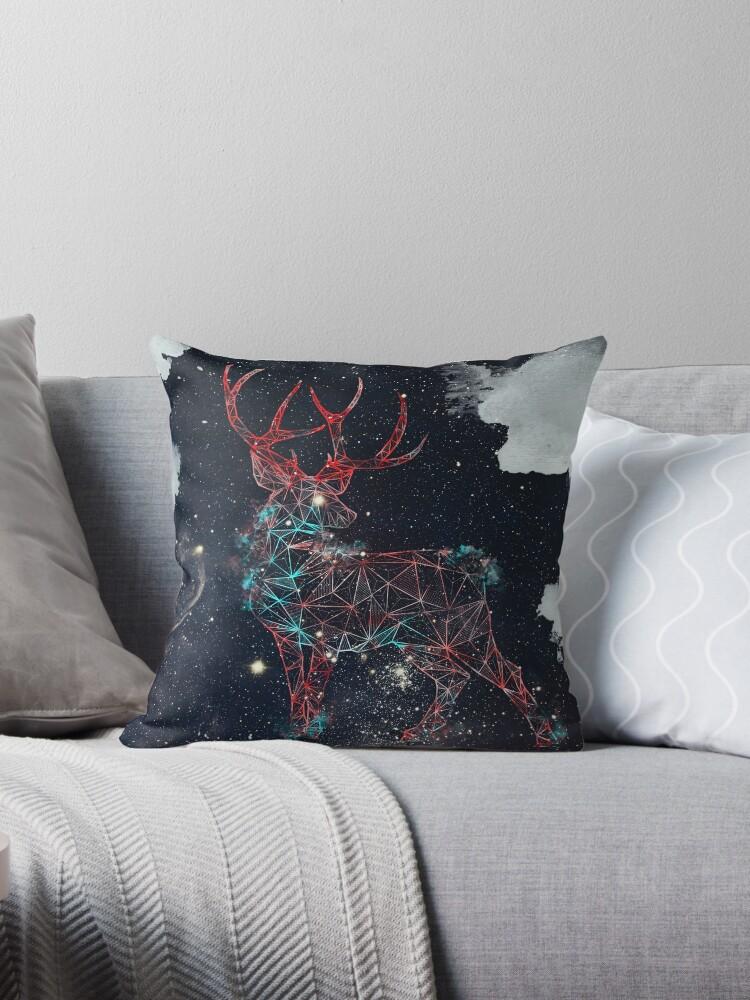 Celestial Deer by AleSmalls