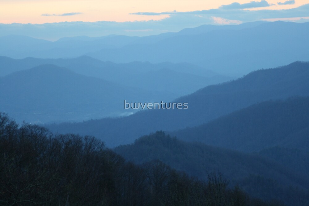 These Mountains by bwventures