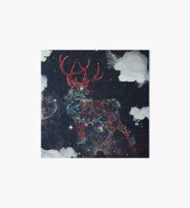 Himmlische Hirsche Galeriedruck