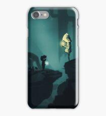 Limbo little nightmare iPhone Case/Skin