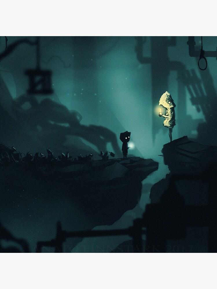 Limbo little nightmare by Anatofinnstark