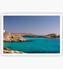 Blue Lagoon, Comino Sticker