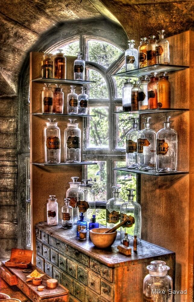 Various Potions by Michael Savad