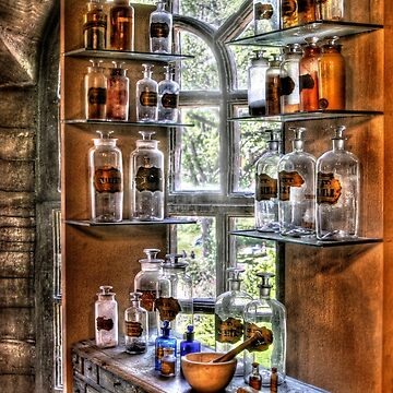 Various Potions by mikesavad