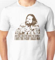 Big Lebowski Eagles Tshirt Unisex T-Shirt