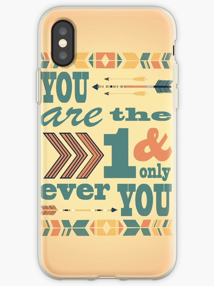 One And Only Every You Print by ARTiculatePRINT