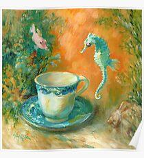 Tea With Davy Jones Poster