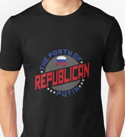 Republican party of putin T-Shirt
