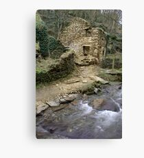 Trewethet Mill Canvas Print