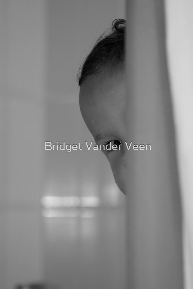 Peek a boo by Bridget Vander Veen