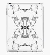 Morbid Kitty iPad Case/Skin