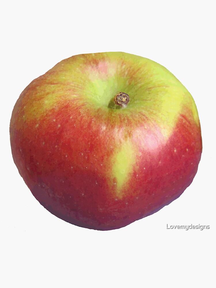 Apple by Lovemydesigns